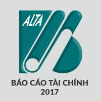 ALTA Bao cao tai chinh 2017
