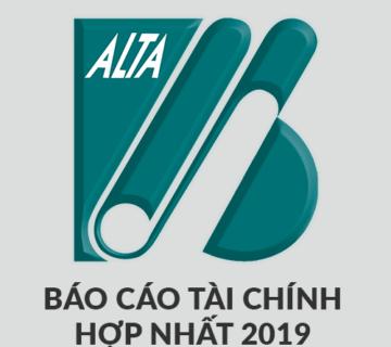 ALTA bao cao tai chinh hop nhat nam 2019 da kiem toan