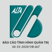 ALTA bao cao tinh hinh quan tri nam 2019